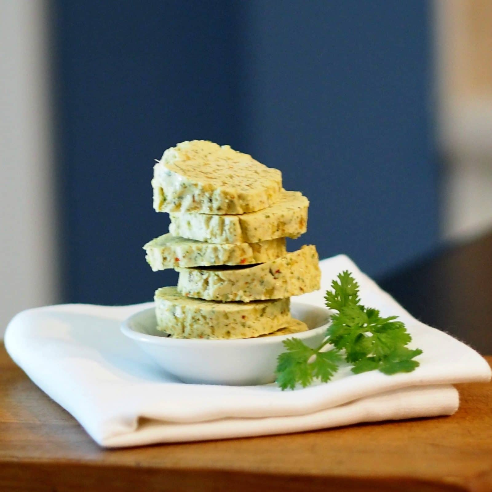 Cilantro Lime Honey Butter - a great way to add flavor to so many favorites; steak, chicken, pork and seafood just to name a few.www.simplysated.com