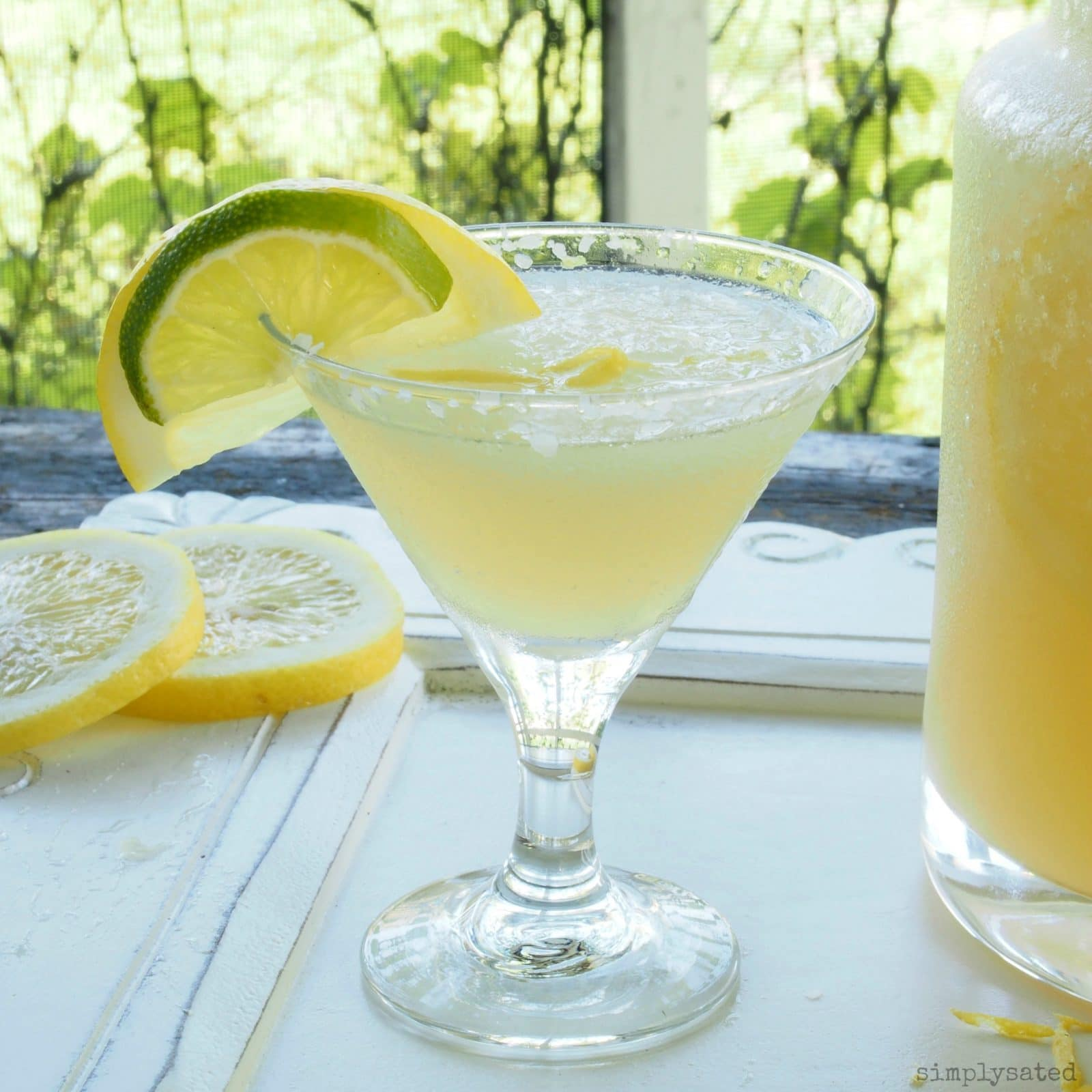 Limoncello Drinks: Limoncello Margarita