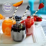 """Overnight Daiquiris - a great """"make ahead"""" drink in any flavor. Alcoholic or not made ahead and kept frozen to have ready for any occasion."""