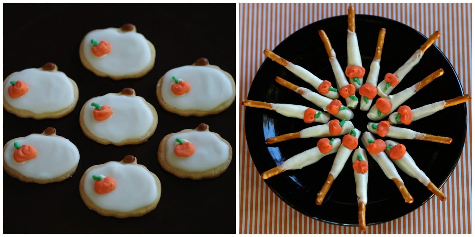 Pumpkin Candy Toppers are easy, quick and fun decorations to have on hand during the fall season.