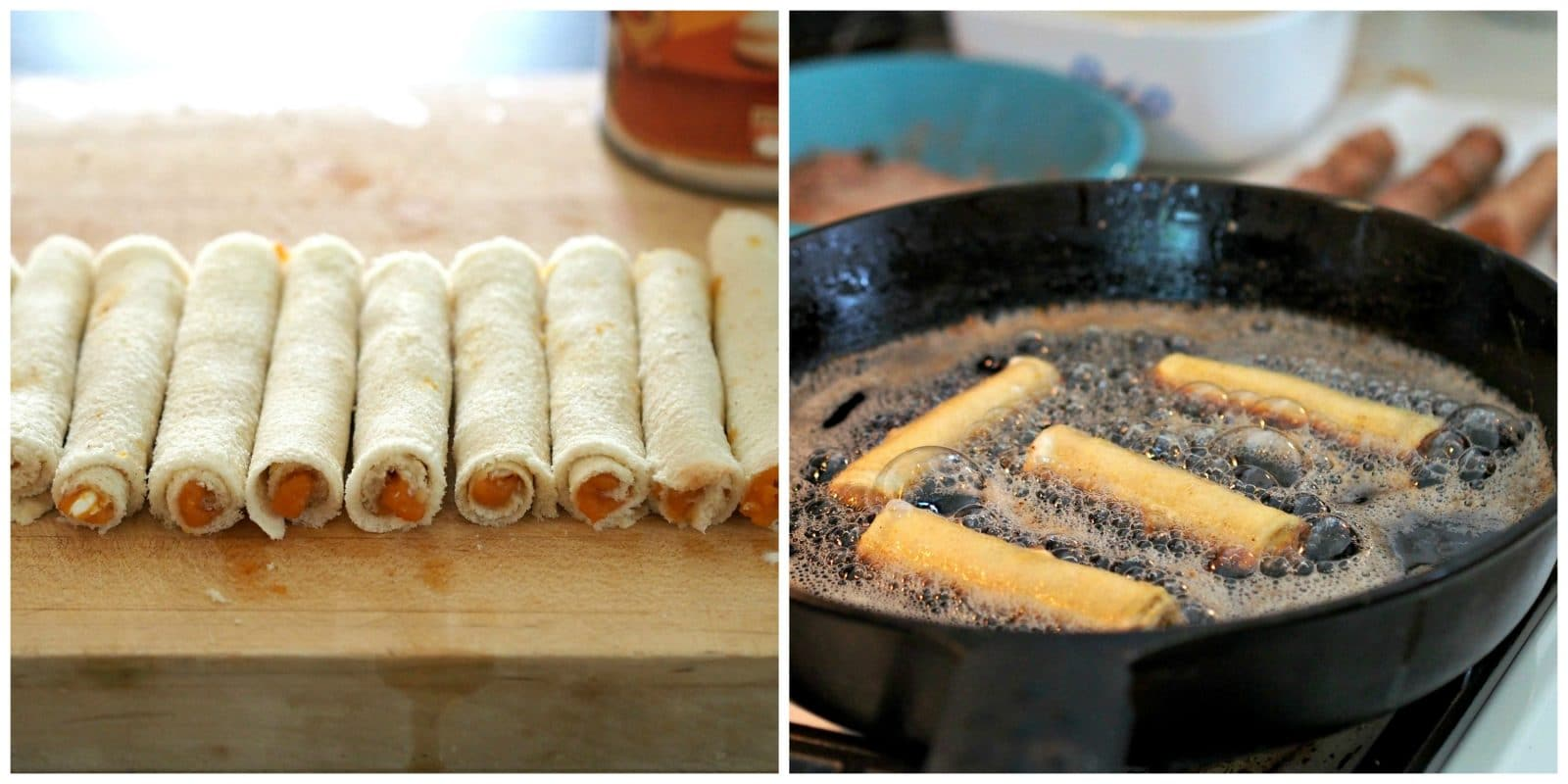 Pumpkin French Toast Rollups Are An Easy & Fun Way To Satisfy Your Cinnamon
