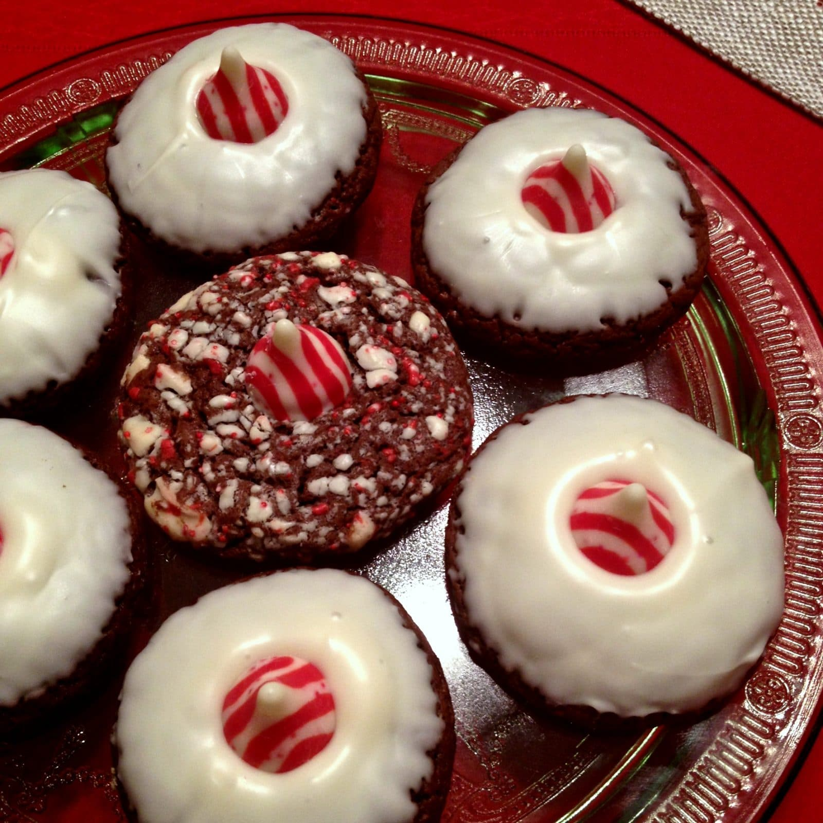 """Mexican Chocolate Crinkles - add a little heat to an all-time favorite cookie. After all, """"Variety is the very spice of life, that gives it all its flavor."""" Simply Sated"""