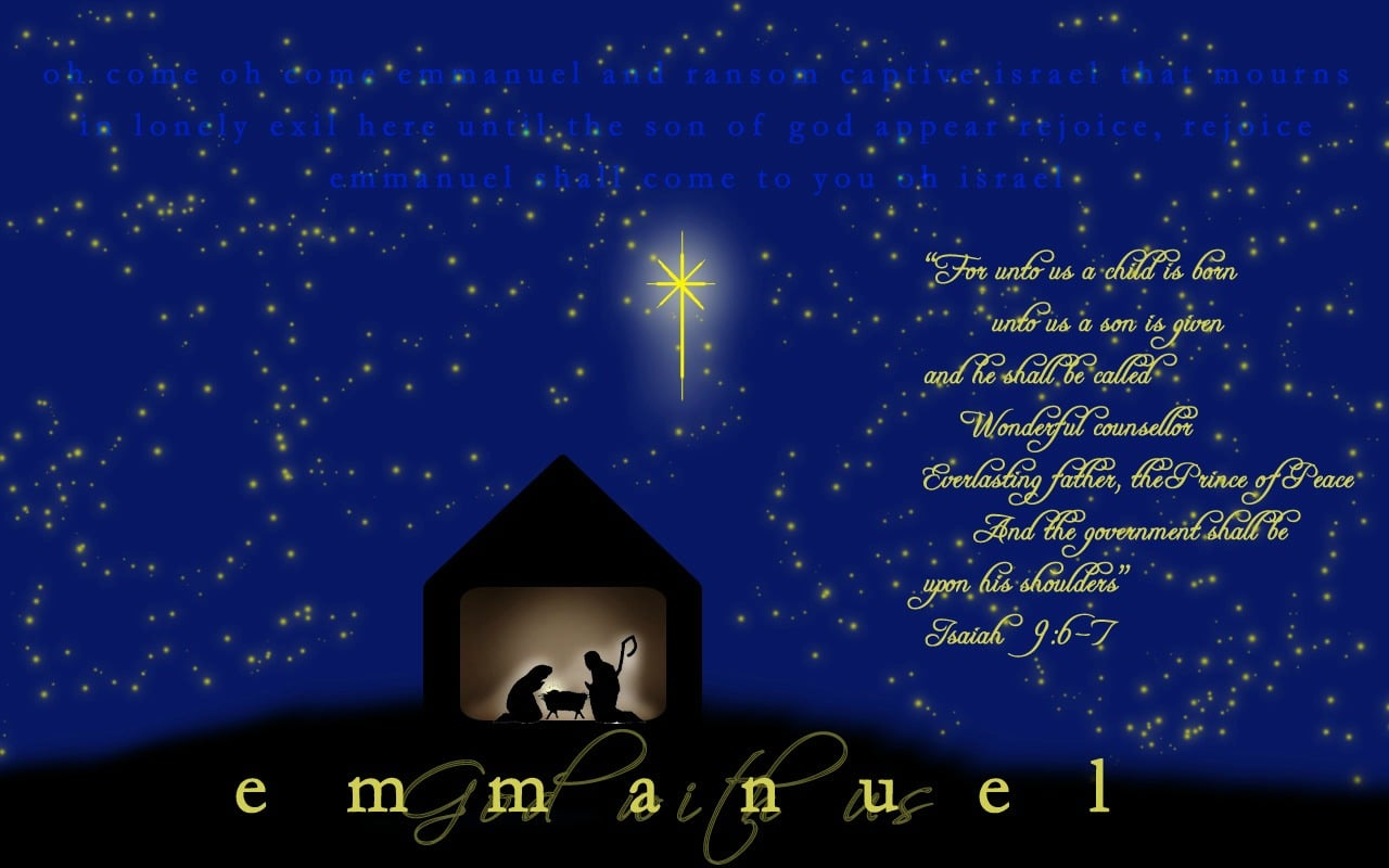 For Unto Us a Child Is Born - Simply Sated