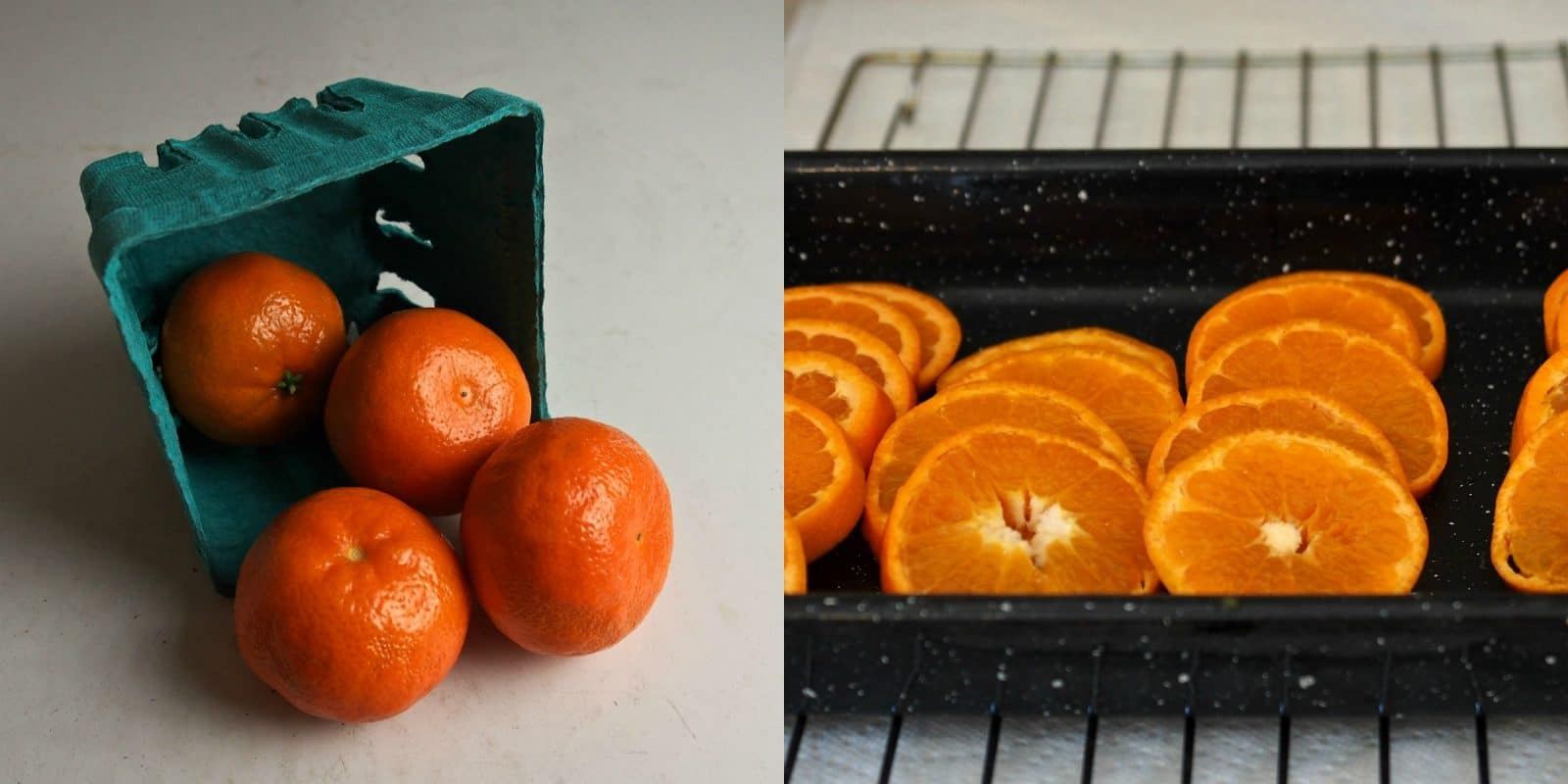 Candied Orange Slices add the special somethin' somethin' to almost any dessert. ...an edible garnish with a sweet citrus bite. Chewy, fresh and gorgeous. Simply Sated