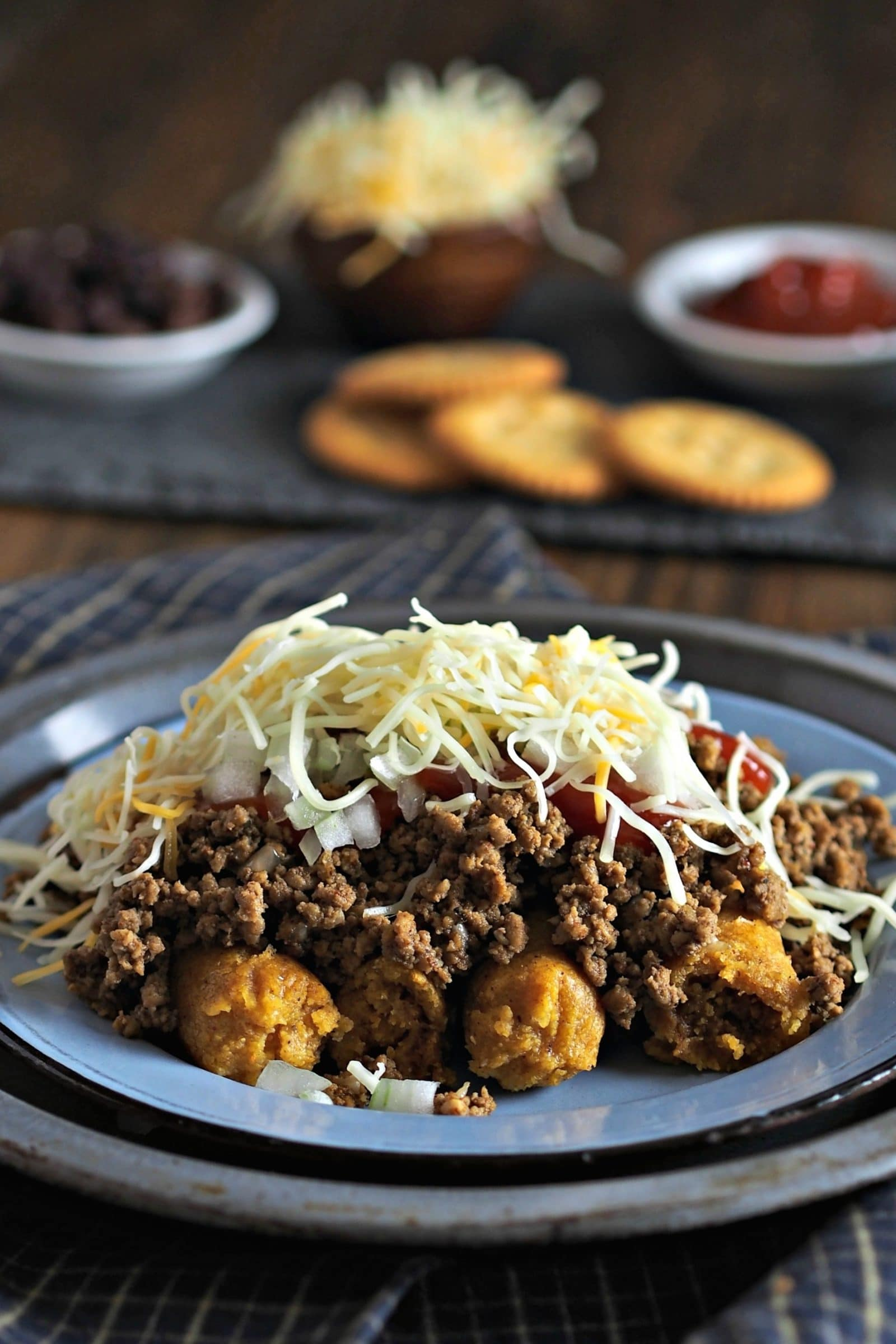 Copycat Dixon's Chili & Tamale Spread. Enjoy eating President Truman's favorite Dixon's Chili Parlor chili at home. Founded in 1919 & still going strong. Simply Sated