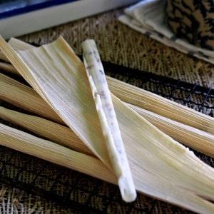 White Chocolate Tamales