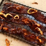 Best Ever! Sweet Spicy Bacon! Bacon! Bacon!! The perfect spice blend - the perfect bacon!! Oh my gosh! With the first bite, I died and went to Heaven! Simply Sated