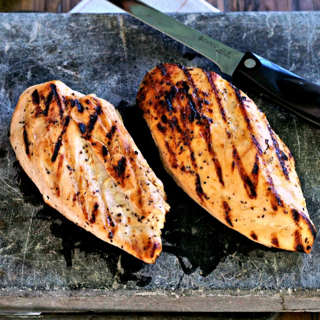 Perfect Skinless Boneless Grilled Chicken Simply Sated