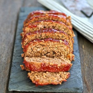 My Favorite Meatloaf-simple and flavorful. Serve as an entree or slice and place on toasty buns for great sandwiches. This recipe impresses every time. Simply Sated
