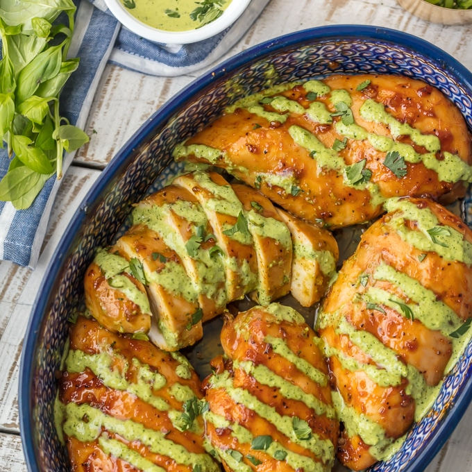 Peruvian Green Sauce has bold flavor with a sweet, spicy, clean and herb-y profile. Serve alongside many of your favorite foods, to amp up their flavor. Simply Sated