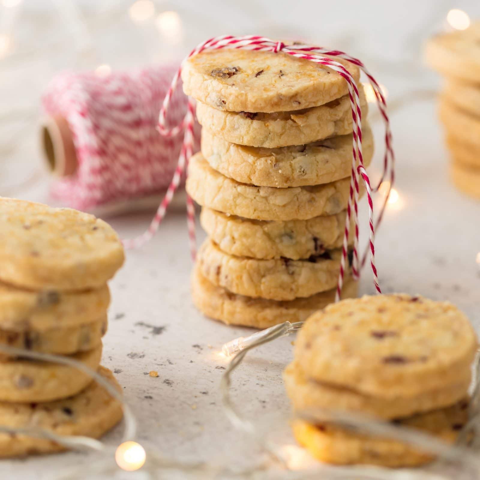 Best Orange Almond Biscuit / Cookie Recipe